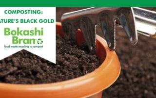 Composting; black gold